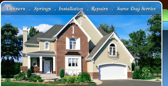 Morrisville NC Garage Doors residential, commercial, installation, repairs, openers, springs 24/7 emergency services